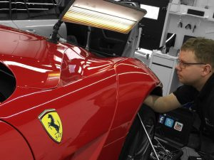 Ferrari Free Estimate